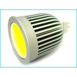 Lampada Faretto LED MR16 GU5.3 COB 7W