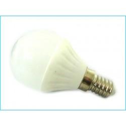 Lampada LED Bulbo Sfera E14 220V 4W