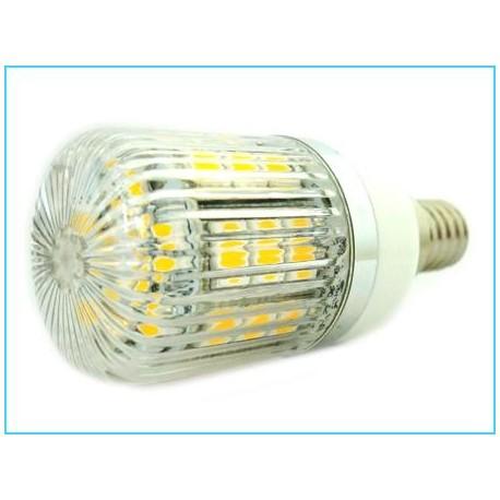 Lampada led e14 220v 4w 27 smd 5050 for Lampade a led 220v