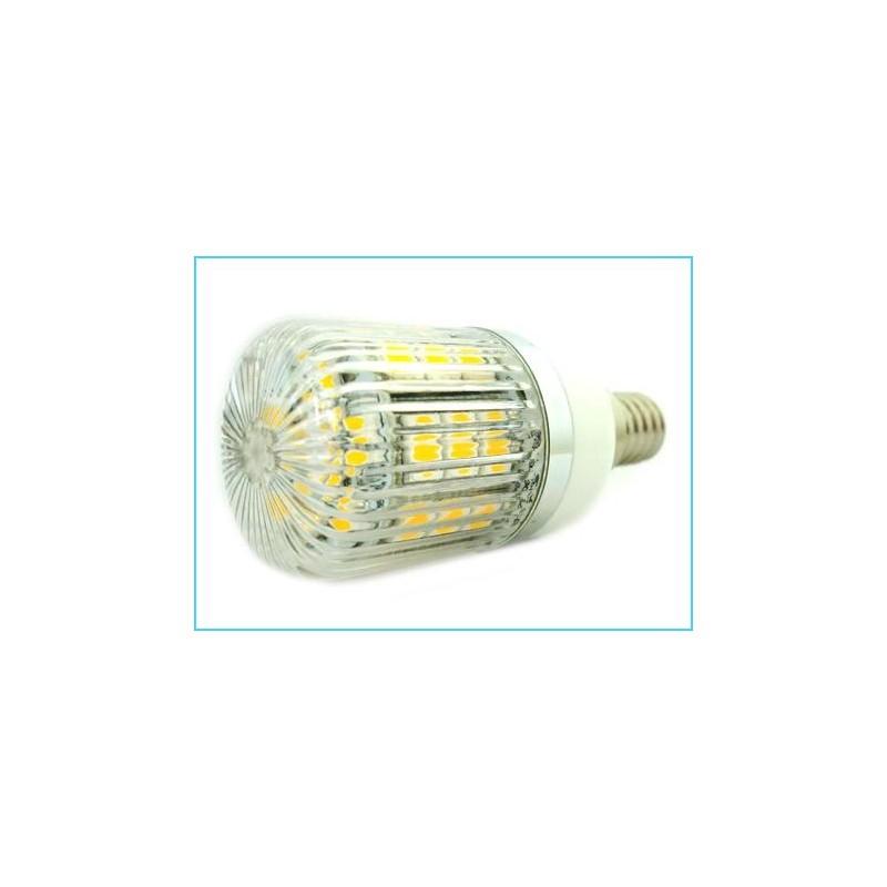 Lampada led e14 220v 4w 27 smd 5050 for Lampada led e14