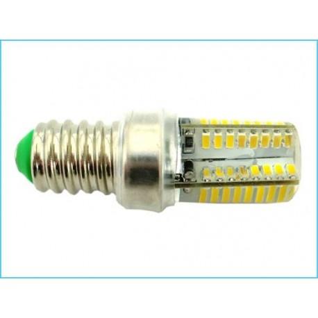 Lampada led e14 64 smd 3014 220v 3 5w for Lampada led e14