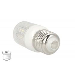 Lampada LED E27 4W 220V 27 SMD 5050 Bianco Caldo Basso Consumo