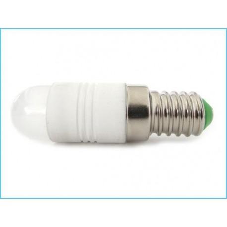 Lampada LED E14 12V 24V 2W 20W per Cancelli Cimitero Segnalazione Spie
