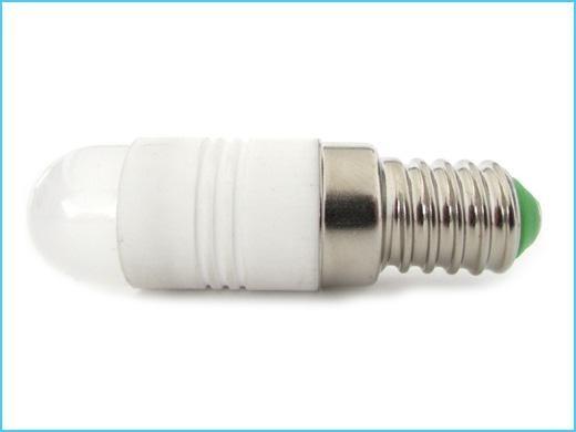 Lampada Tubolare E14 : Lampadine led e dc v v w bianco caldo k per luce
