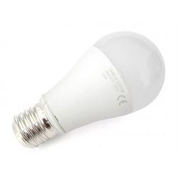 Lampada Led E27 A60 12W Bianco Caldo Bulbo Sfera SKU-231