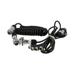 Cavo Cablaggio Interconnessione Per 4 Telecamere Retromarcia Per Rimorchio Roulotte Caravan Trailer Camion Camper