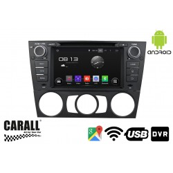 Autoradio Android 8,0 BMW E90 GPS DVD USB SD WI-FI Bluetooth Navigatore