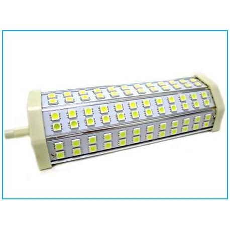 Lampada led r7s 78mm 32 smd 5050 220v 7w for Lampada led r7s 2000 lumen