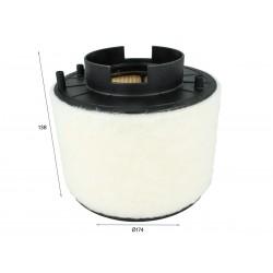 WAG Filtro Aria WA371/8 ADV182260 C17009 8K0133843L 49656 AK371/8