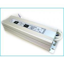 Alimentatore Trasformatore Impermeabile IP67 12V 100W Per Striscia LED