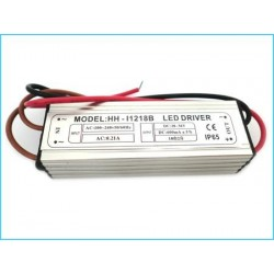 Led Driver Alimentatore Corrente Costante 600mA DC 20V-36V 10WX2 Per Faro Power Led