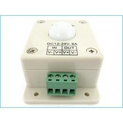 Sensore Di Movimento Per Luci Led Con Sensore PIR Rilevatore Di Presenza e Crepuscolare